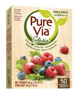 PURE VIA - Pure Via™ arrives in Canada